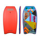 Manta Phantom PE offers mid level great value bodyboarding. PE core offers great recoil and with twin stringers and half deck contour the rider is in control. For most conditions. Red deck with Manta 90's amalgam retro slick