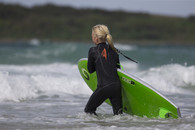 Versatile junior Steamer wetsuit for sizes 6-14. The wetsuits work for all requirements with 3mm neoprene. Value pricing for a hard wearing Steamer.