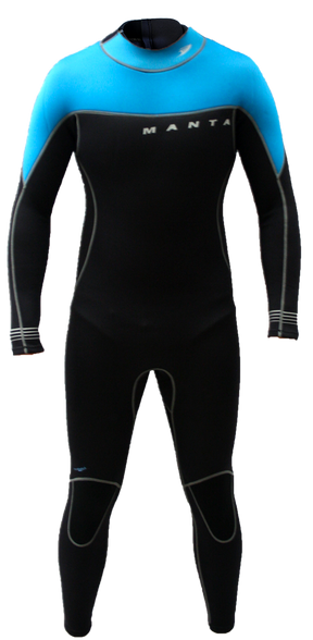 Manta Steamer wetsuit available size 2-4