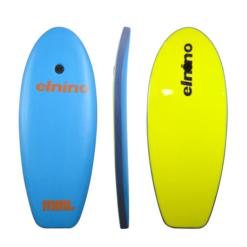 """Elnino Mini 44"""" - perfect for Nippers who want to get started with mum and dad Pink with mint slick"""