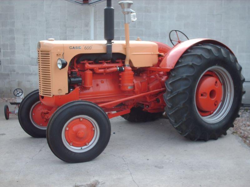 1956 Case 600