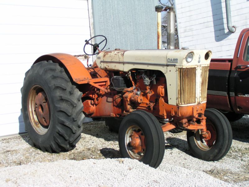 700 Case Tractor