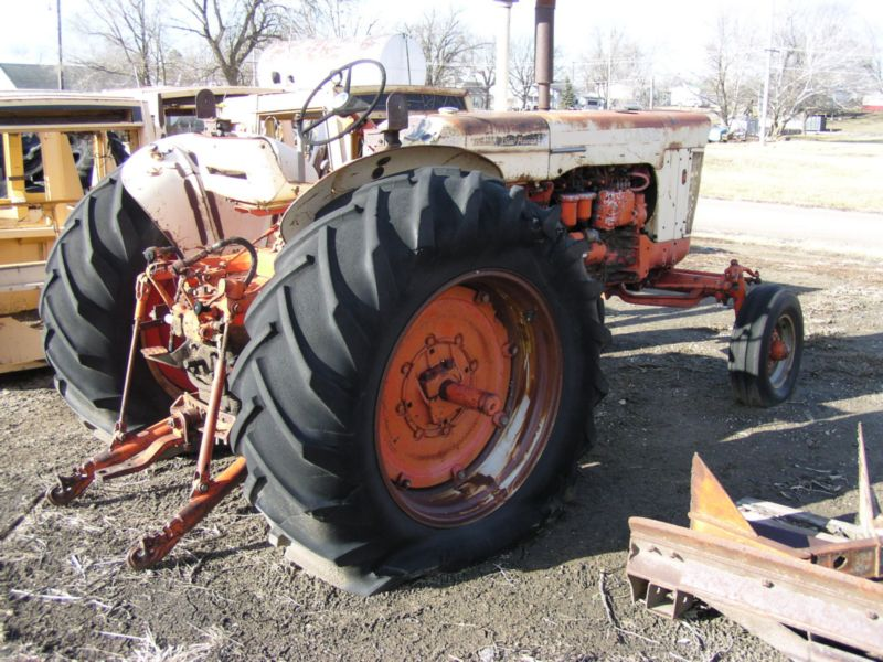 830 Case Tractor