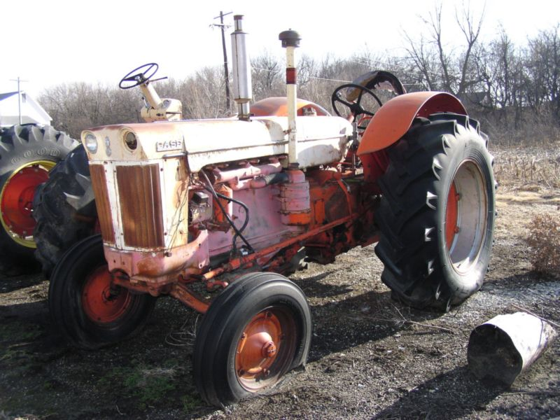 900 Case Tractor