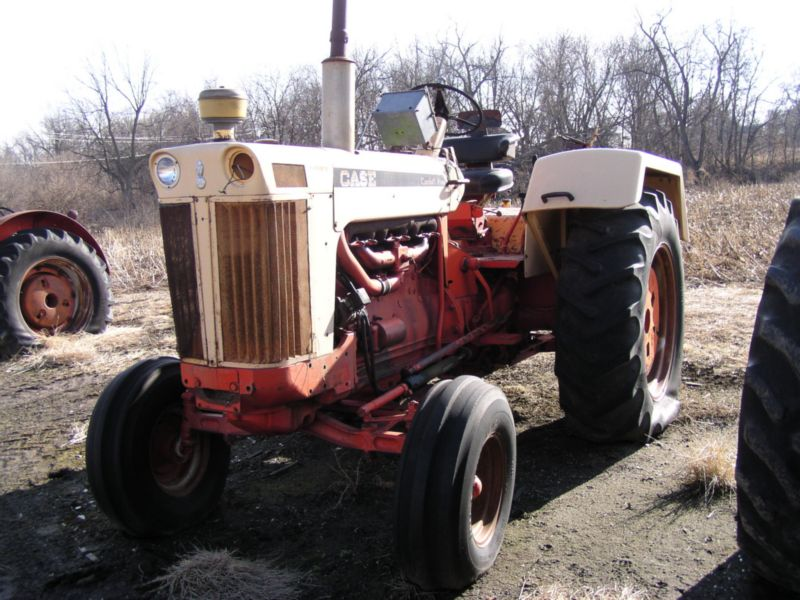 930 Case Tractor