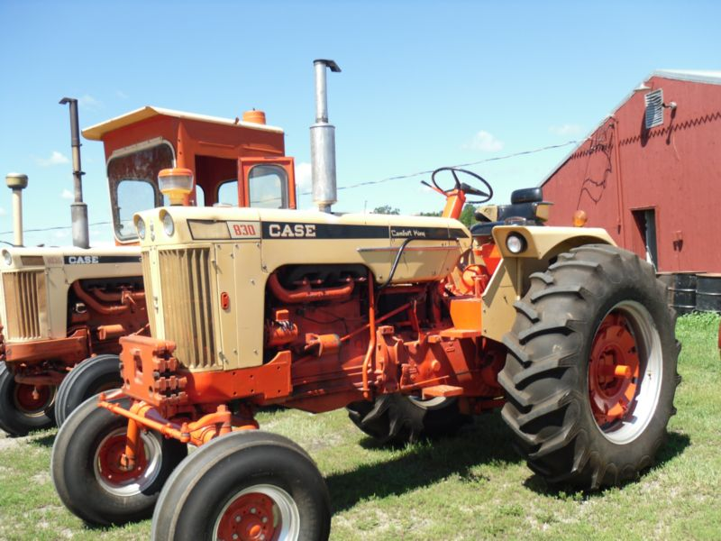 1969 830 Case Tractor