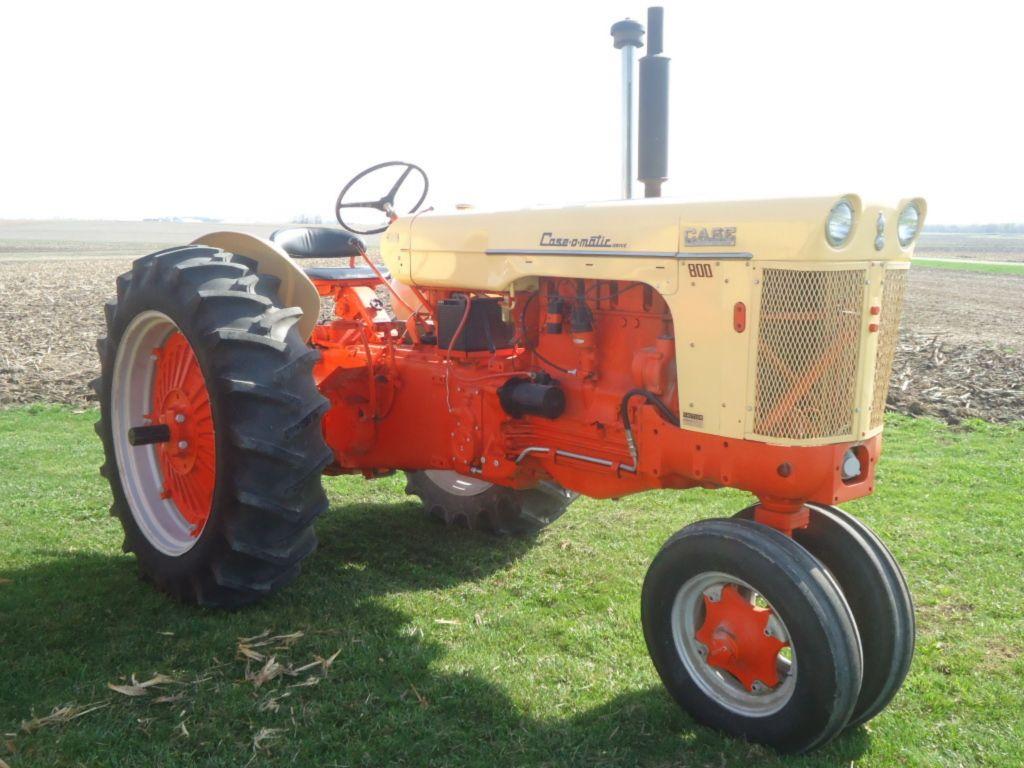 Case Farm Tractors - Elmers Repair Customers-7935