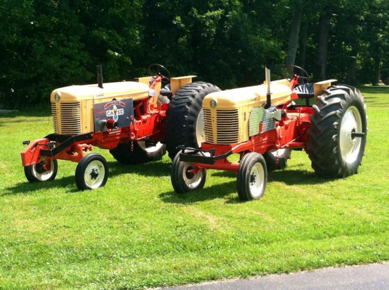 400 Case Pulling Tractor