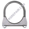 "ER- 50037  Exhaust / Muffler Clamp (2-1/8"")"
