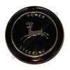 ER- R45792 JD Steering Wheel Cap (Black)