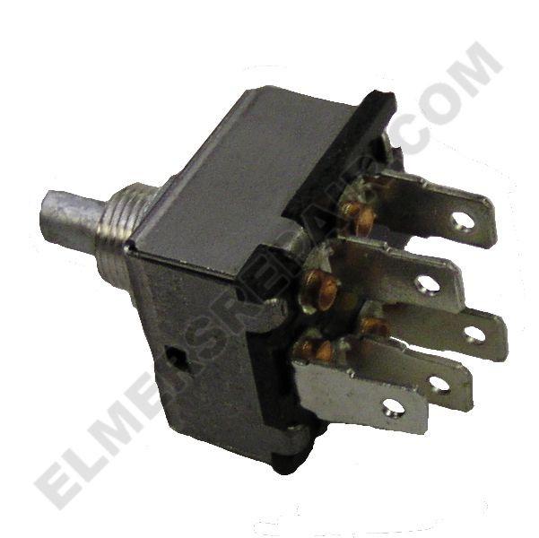 ER- 220-215 Blower Switch w/o Resistor on