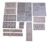 ER- VC238 Case 1370 Decal Set (1972 thru 73)