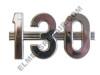 Farmall 130 Side Emblem