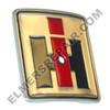 ER- 352580R1 IH Logo Front Hood Emblem