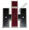ER- 2751847R1 Plastic IH Front Hood Emblem