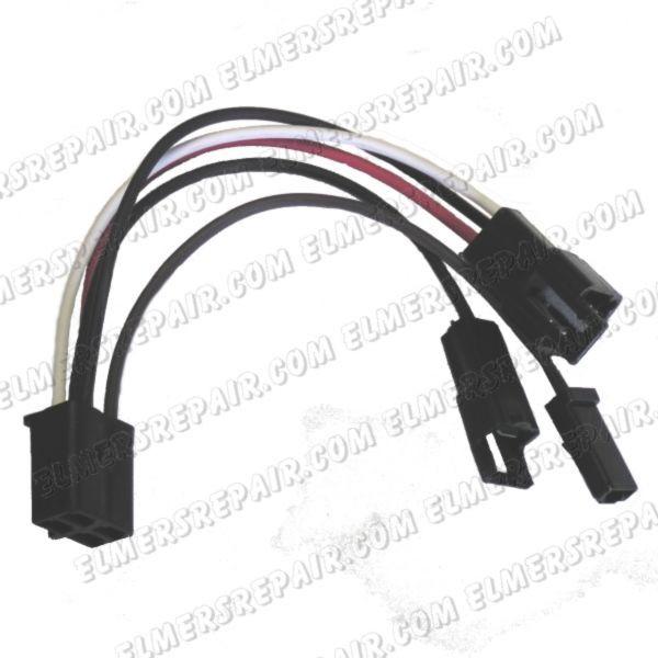 Tremendous Er 110 200 Blower Motor Wiring Harness Adaptor Elmers Repair Inc Wiring Database Numdin4X4Andersnl