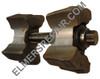"ER- 1287802C92  Rear Wheel Wedge Assembly (3-1/2"" Axle)"