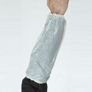 Polyethylene Sleeves (White) | Safetyapparel.ca