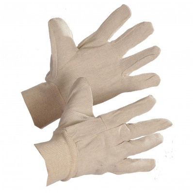 Men's 8oz. Cotton Knitwrist Gloves | Safetyapparel.ca