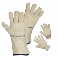 "Men's Terrycloth 17"" Gauntlets 