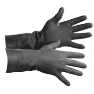 12-Inch Heaveyweight Natural Rubber Latex Gloves | Safetyapparel.ca