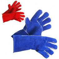 Russet Split Kevlar Sewn Lined Welding Gloves | Safetyapparel.ca