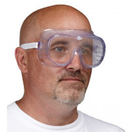ANSI Lato-View Safety Goggles With Direct Ventilation | Safetyapparel.ca