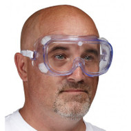 ANSI Lato-View Safety Goggles With Indirect Ventilation | Safetyapparel.ca