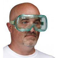 ANSI Safety Goggles With Anti-Fog Lens & Indirect Ventilation | Safetyapparel.ca