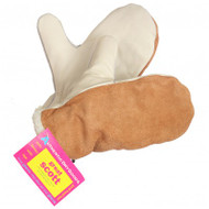 Great Scott Cowhide Leather Fleece-Lined Mitts | Safetyapparel.ca