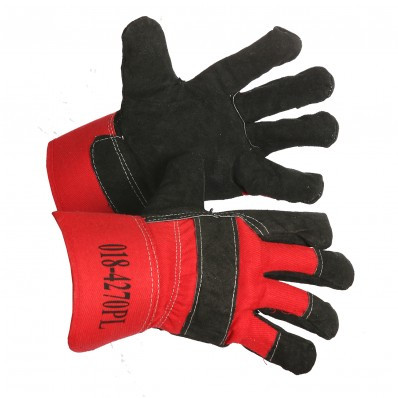 Big Nikita Split Leather Acrylic-Lined Gloves | Safetyapparel.ca