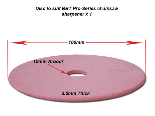 Replacement Disc Pro Series