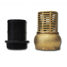 Non-Return Valve with Filter