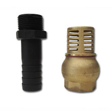 "1"" Non-Return Valve with Filter"