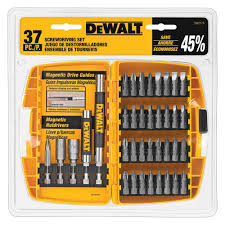DeWalt Screwdriving Set