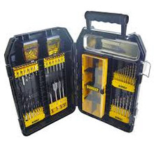 DeWalt Mini MAC Masonry & Metal Drilling Set