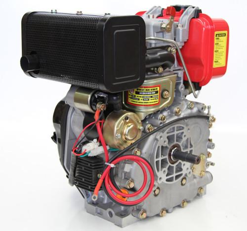 Diesel Engine Electric Start