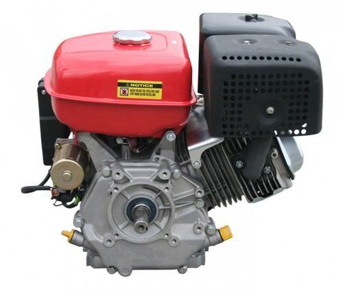 Stroke Engine Recoil Start
