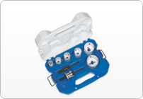 Lenox 9pc Hole Saw kit
