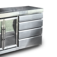 Bull BBQ Stainless Steel Draw Module