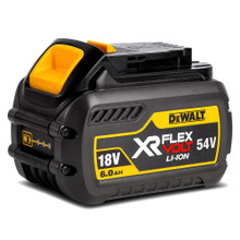DeWalt DCB546-XE 18V-54V 6.0Ah XR Flexvolt Li-Ion Battery