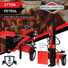 BBT 27T Briggs and Stratton Log wood Splitter