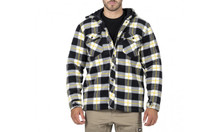 CAT Active Work Jacket - Black Watch Plaid