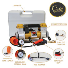 Gold Series Air Compressor