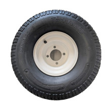 "BBT Apache 52"" Zero Turn Mower Rear wheel"