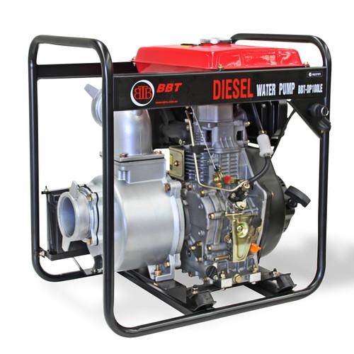 BBT Diesel Gusher Pump