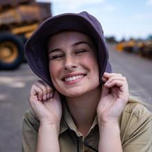 Broad Rim Hat - Women's Workwear