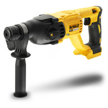 DEWALT DCH133N-XJ 18V XR Li-Ion Brushless Heavy Duty In-Line 3 Mode SDS+ Rotary Hammer - Bare Unit