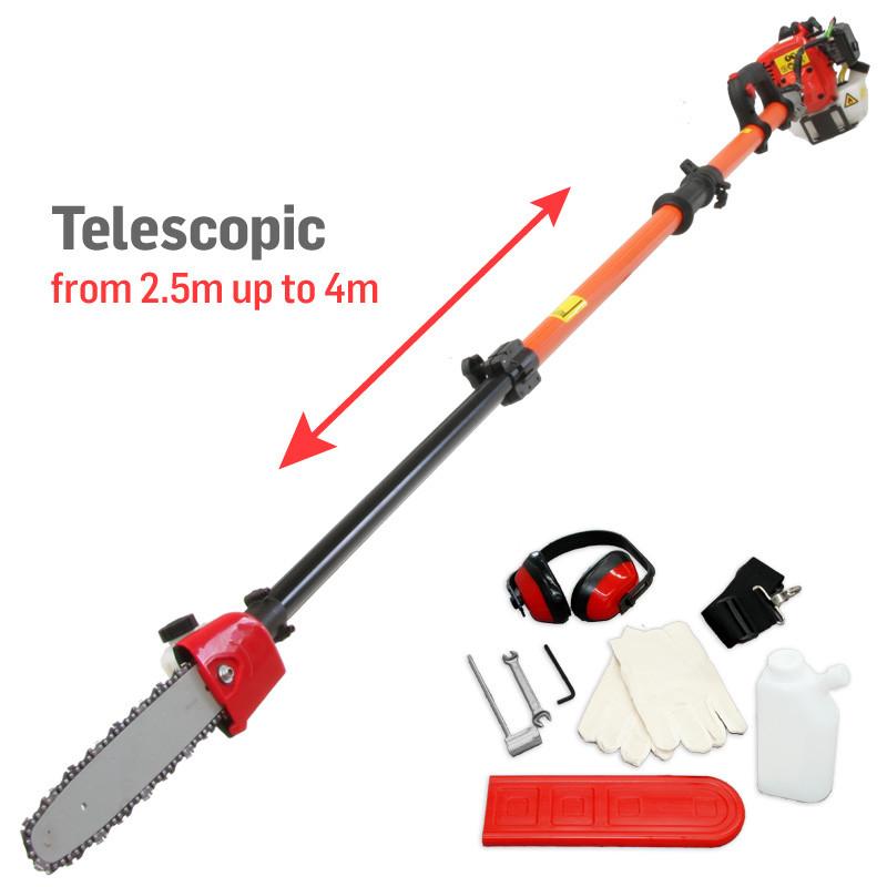 BBT Telescopic Pole saw Chainsaw