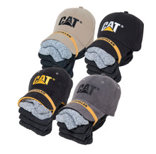 CAT Cap and 5 Pairs Socks Bundle